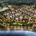 Bạn cần biết diện tích của căn biệt thự đơn lập tại Vinhomes Đan Phượng ?