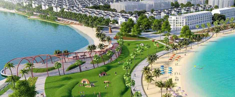 Vinhomes đan phượng city - thành phố xanh trong mơ khu vực phía tây hà nội